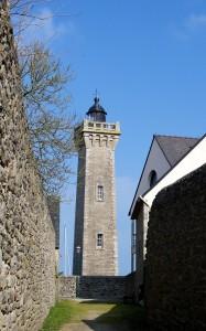 Und der alte Leuchtturm von Roscoff.